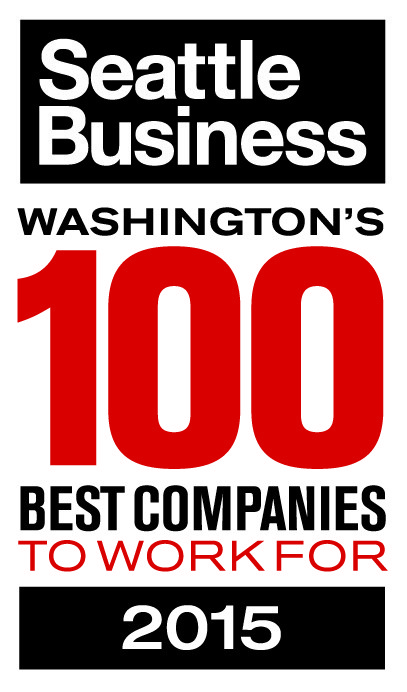 Seattle Business 100 Best Companies to Work For 2015