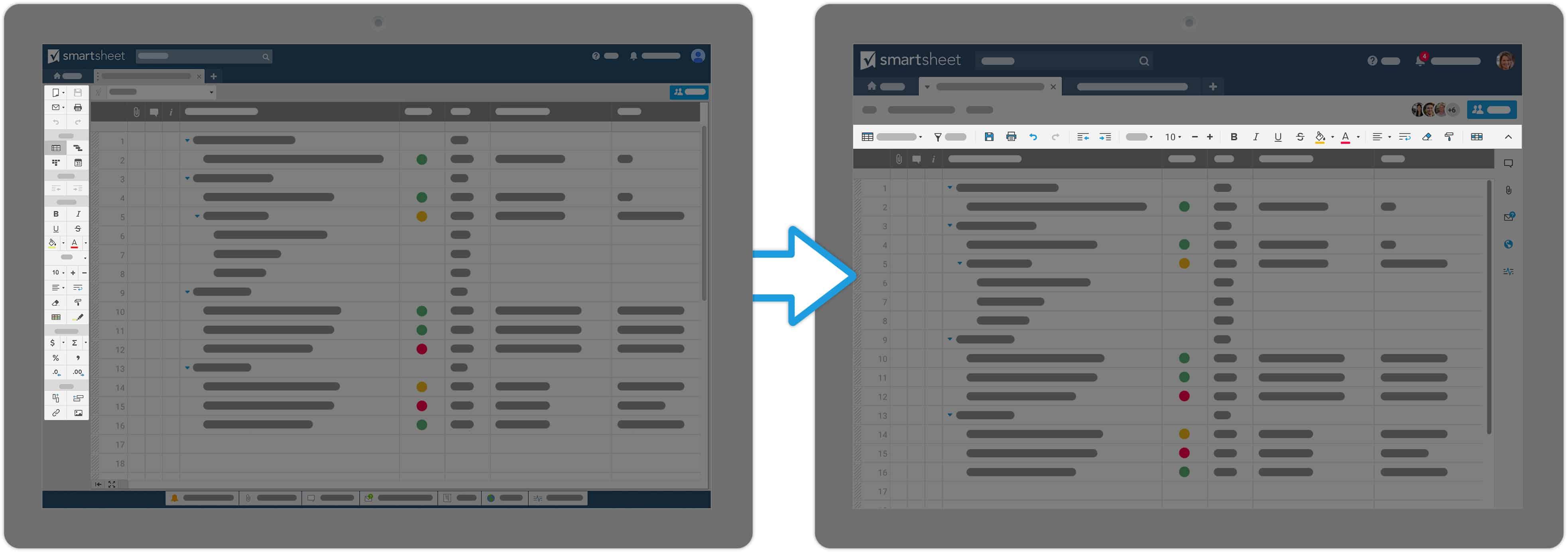 Archived Smartsheet Release Notes | Smartsheet