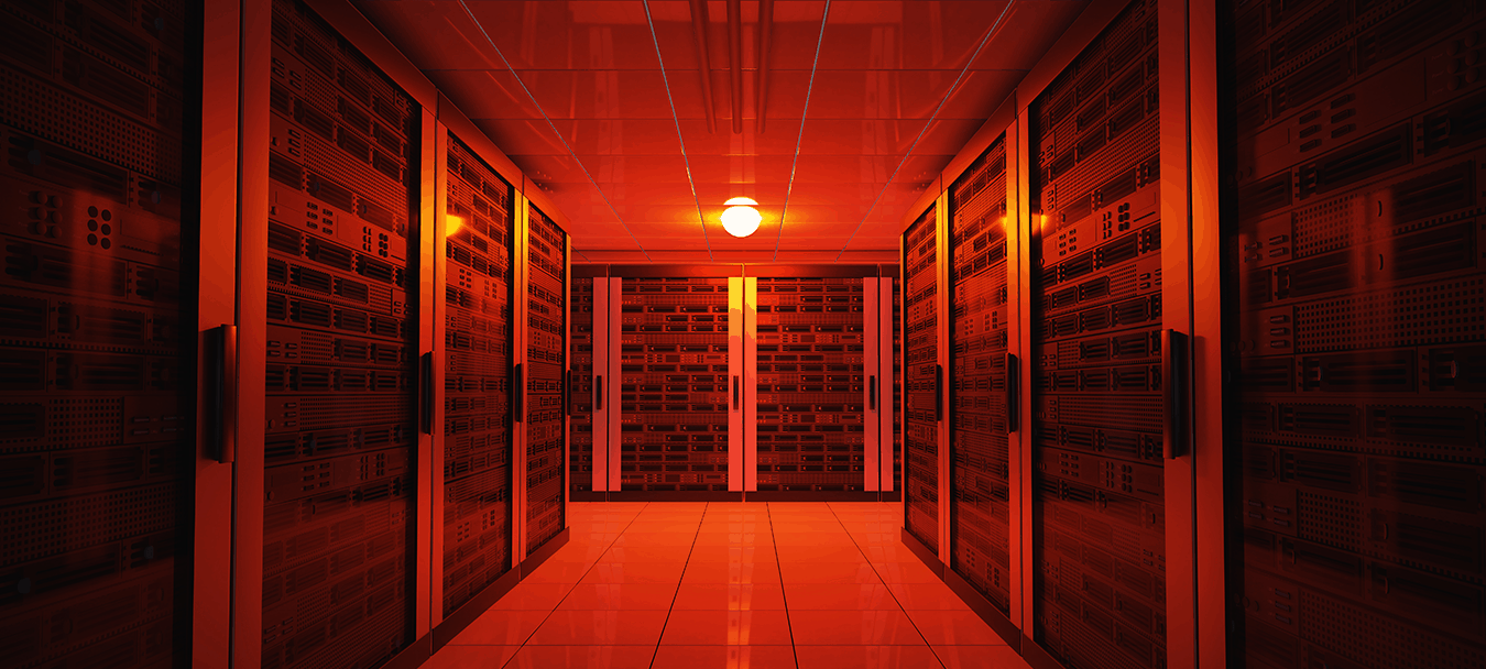 An in-house on premise server room under threat