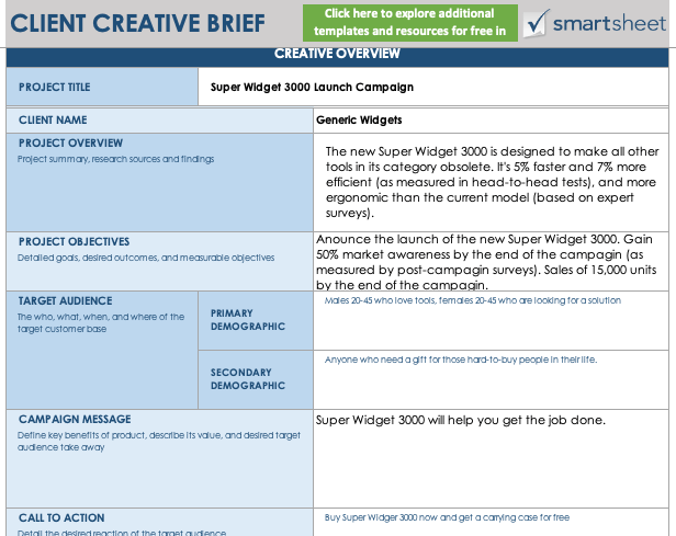Program Book Ad Template from www.smartsheet.com