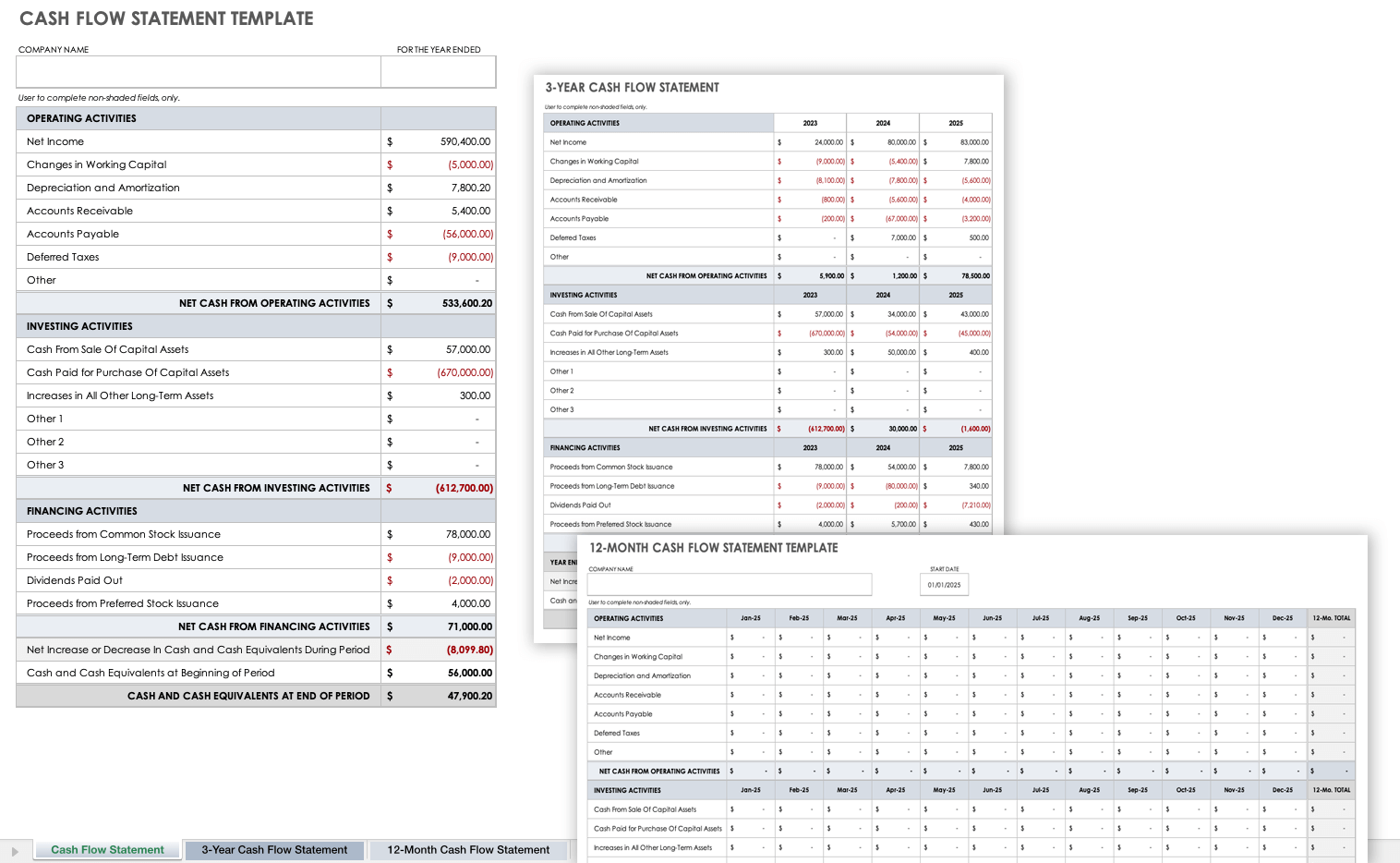 Accounts Receivable Excel Spreadsheet Template from www.smartsheet.com