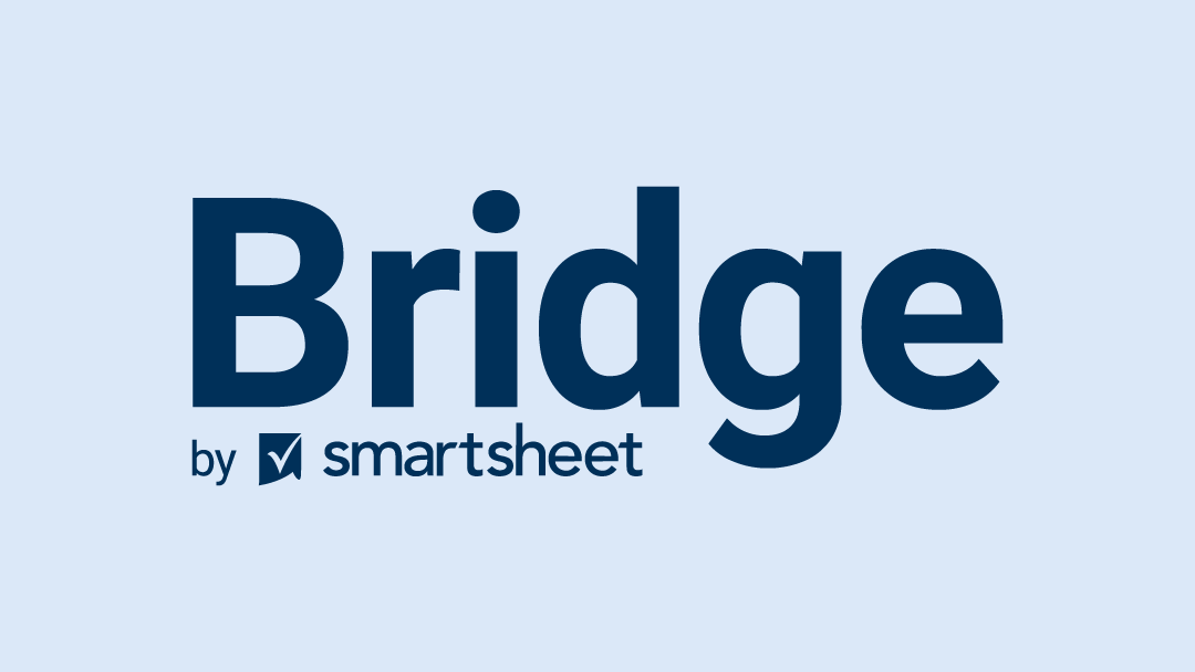 Bridge by Smartsheet logo