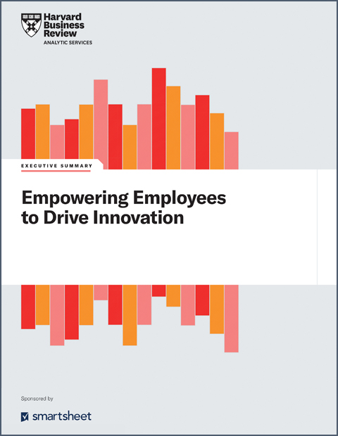 Empowering Employees to Drive Innovation Executive Summary Report