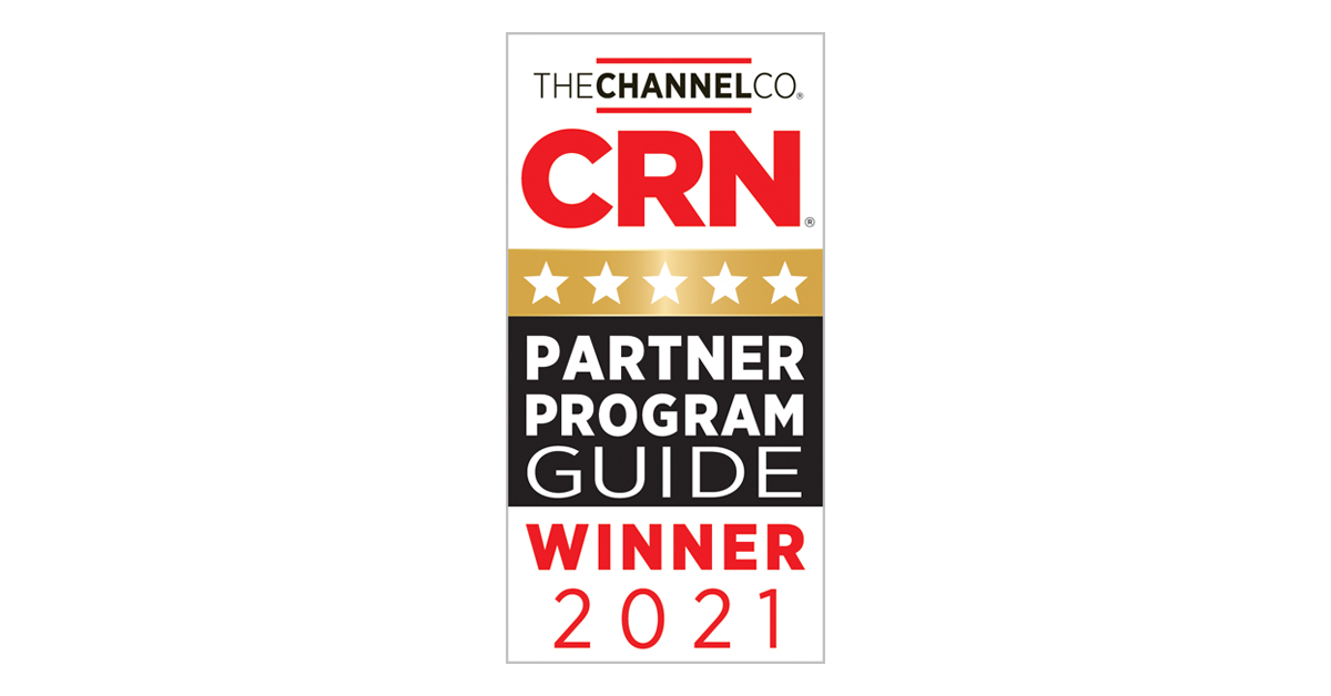 CRN 5-Star Partner Program Award