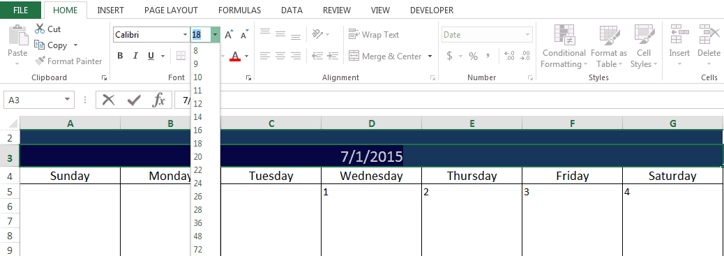 Free excel schedule templates for schedule makers 4 formatfonts eng maxwellsz