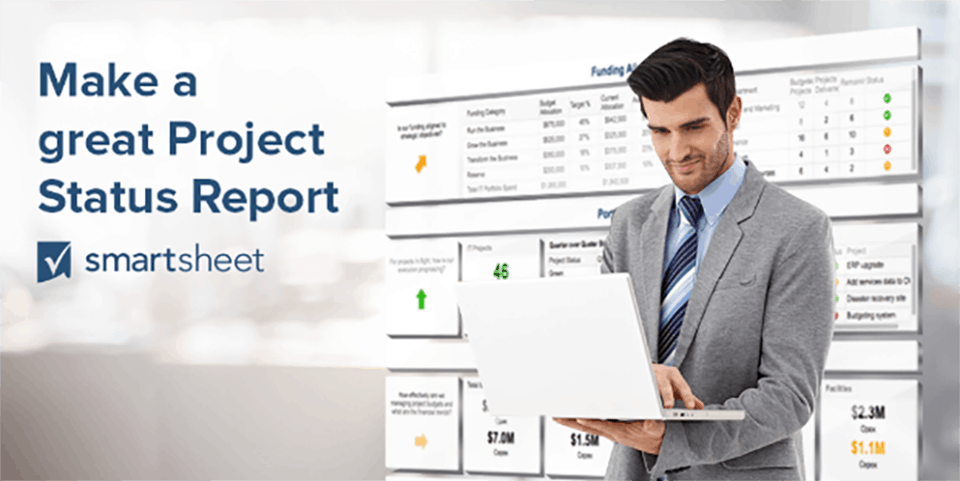 4 questions that make a great project status report smartsheet