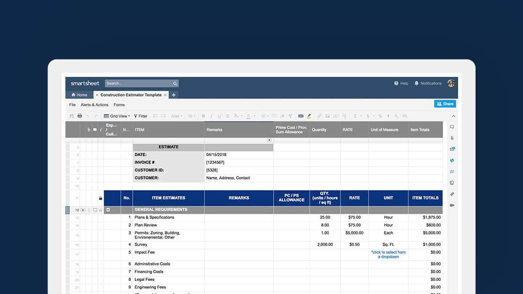 smartsheet vs ms project