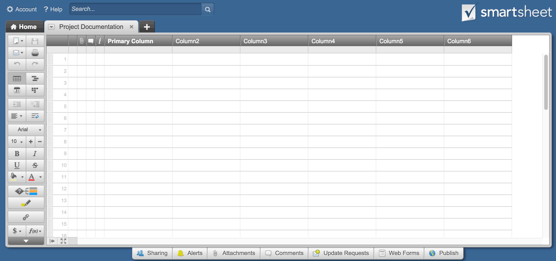 Agile Document Management - Smartsheet
