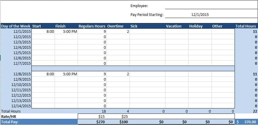 Free human resources templates in excel employeetimesheet1g maxwellsz