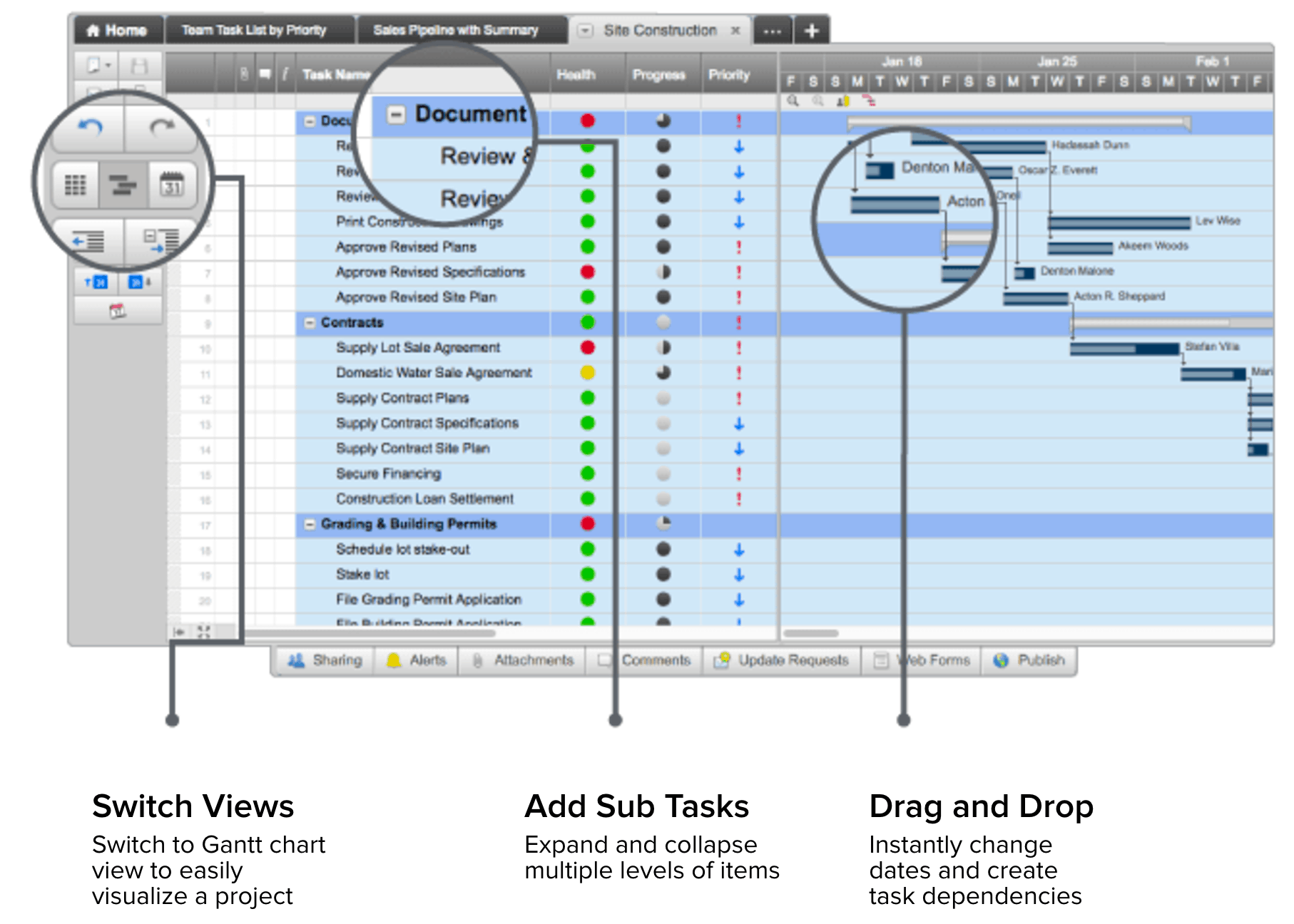 Try A Smartsheet Timeline Template Today
