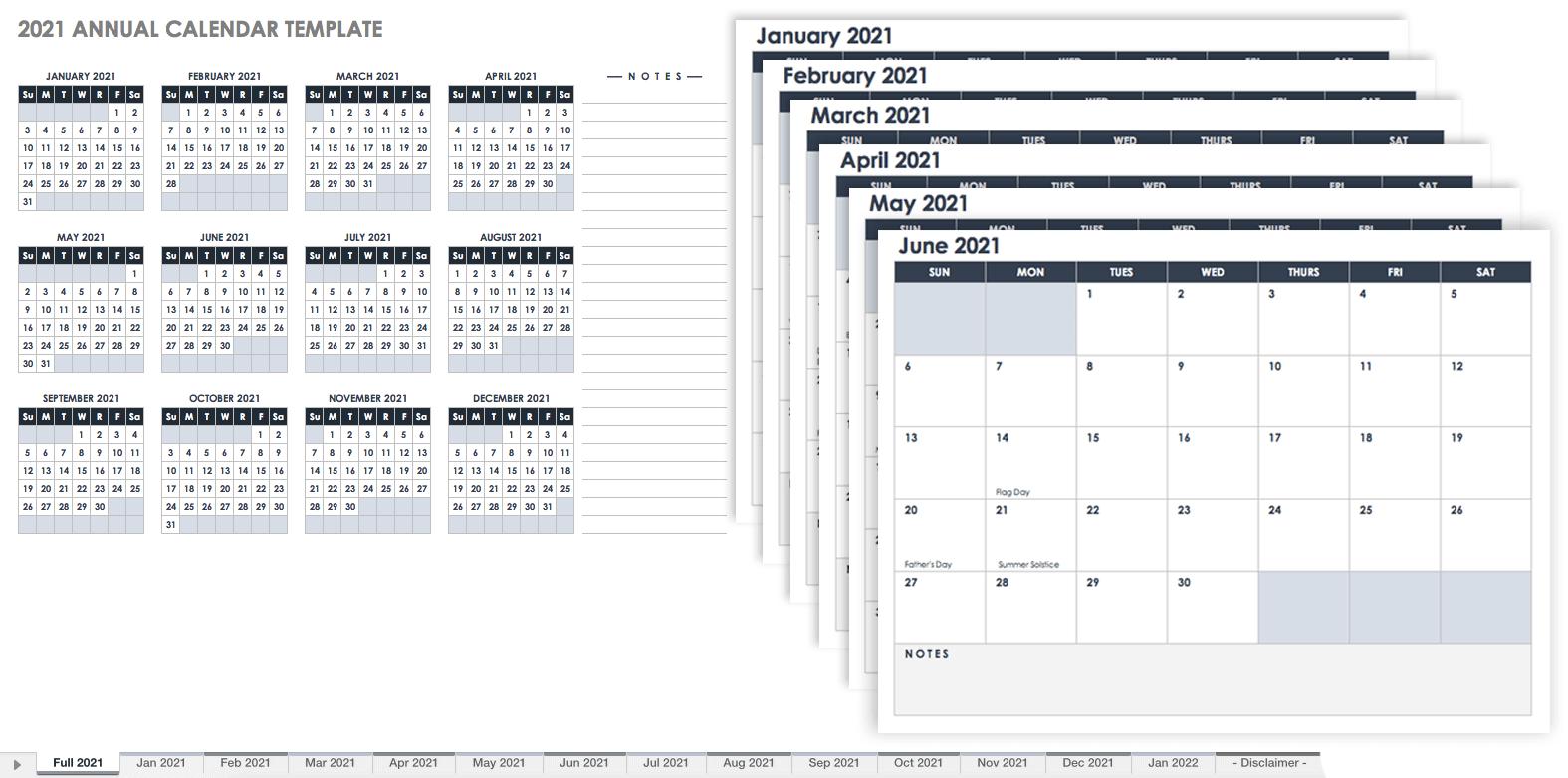 Utk Spring 2022 Calendar.Free Excel Calendar Templates