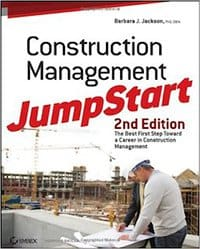 Construction Management Jumpstart Book
