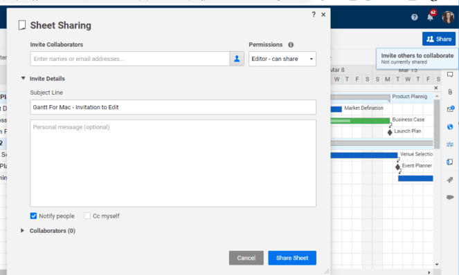 How to Run Microsoft Project for Mac + Tutorial  Smartsheet