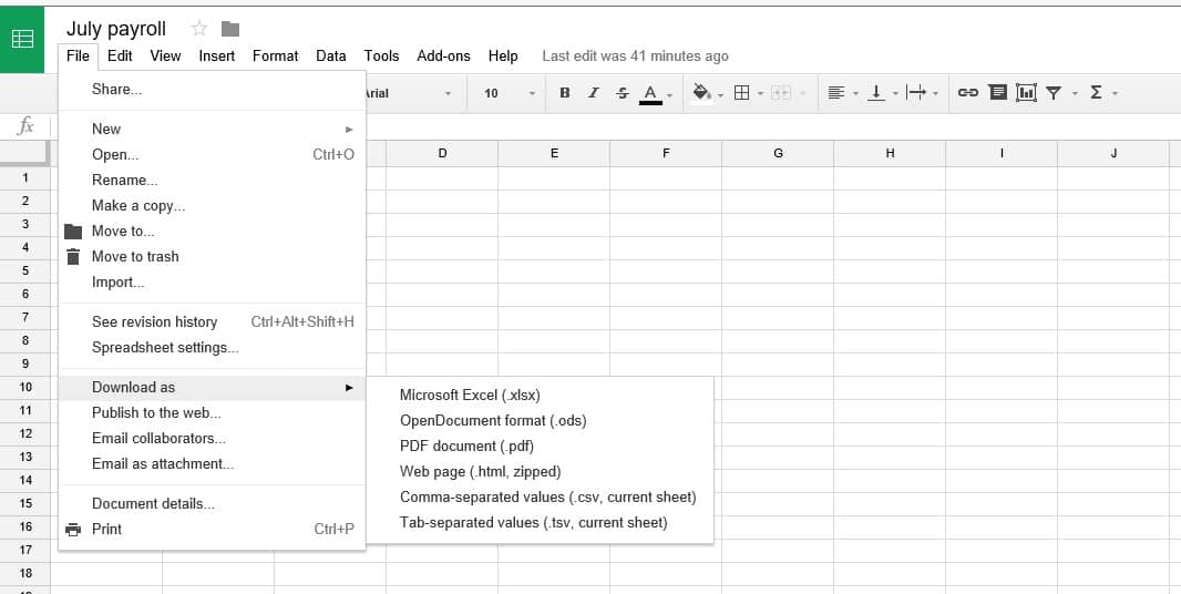 The Essential Google Spreadsheet Tutorial Smartsheet