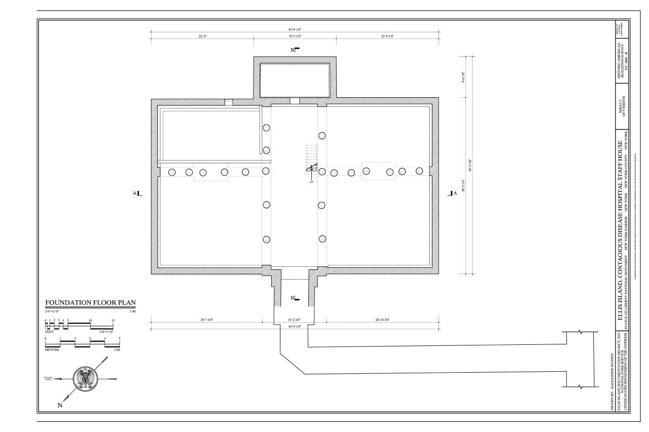 Foundation Floor Plan