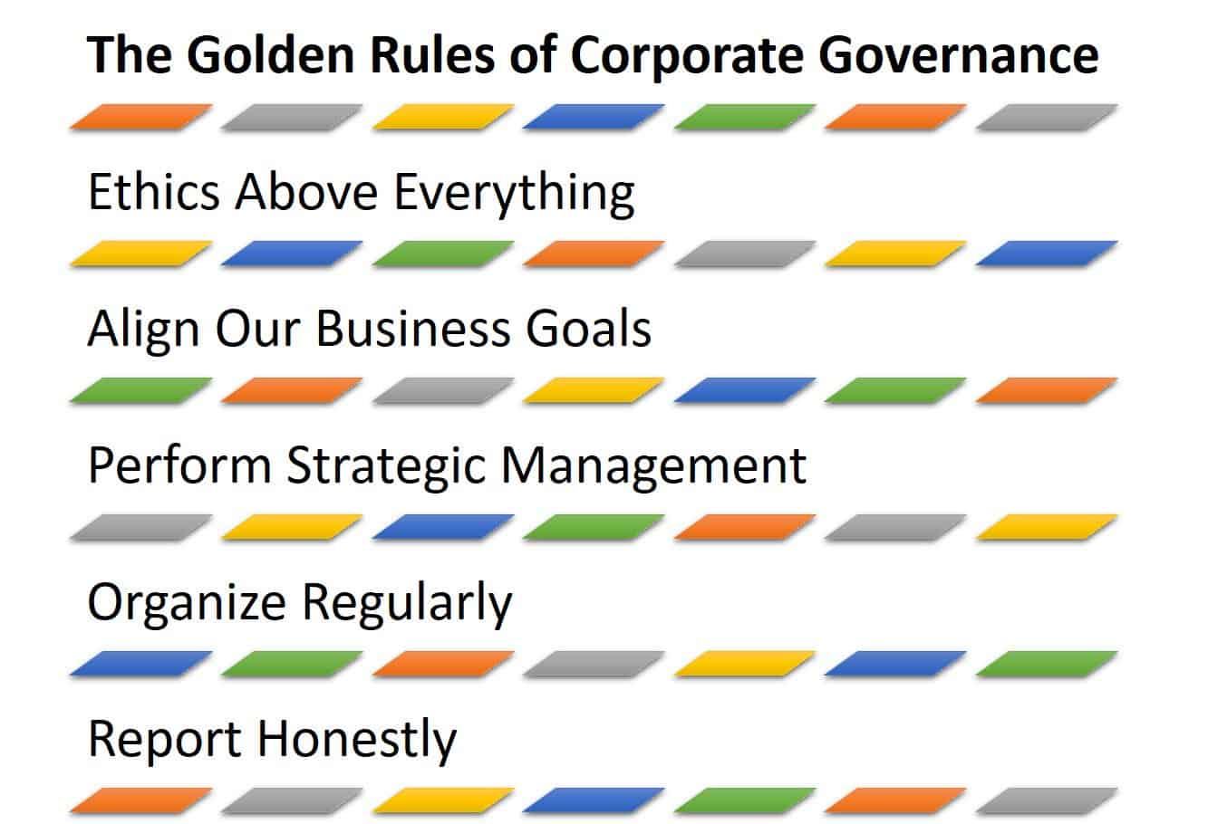 Corporate Governance for Professionals | Smartsheet