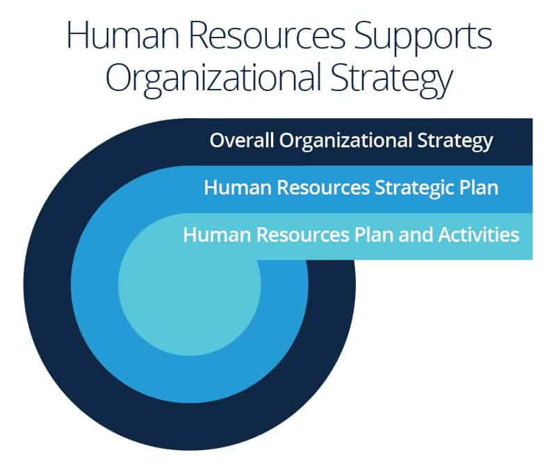 Human Resources Supports Organizational Strategy