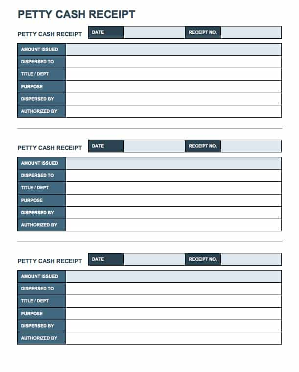 13 free business receipt templates smartsheet