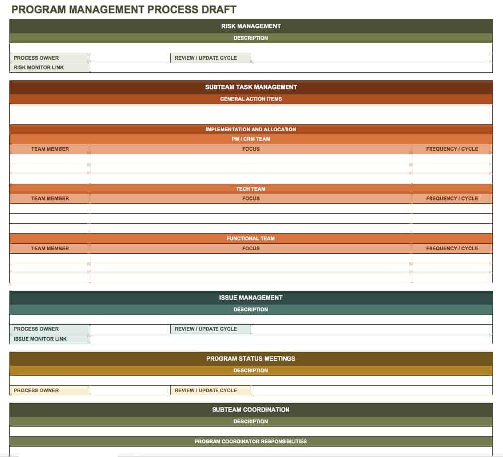 Expert View What Is Program Management Smartsheet