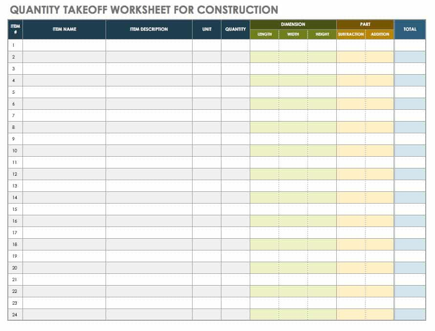 A Master Class in Construction Plans | Smartsheet