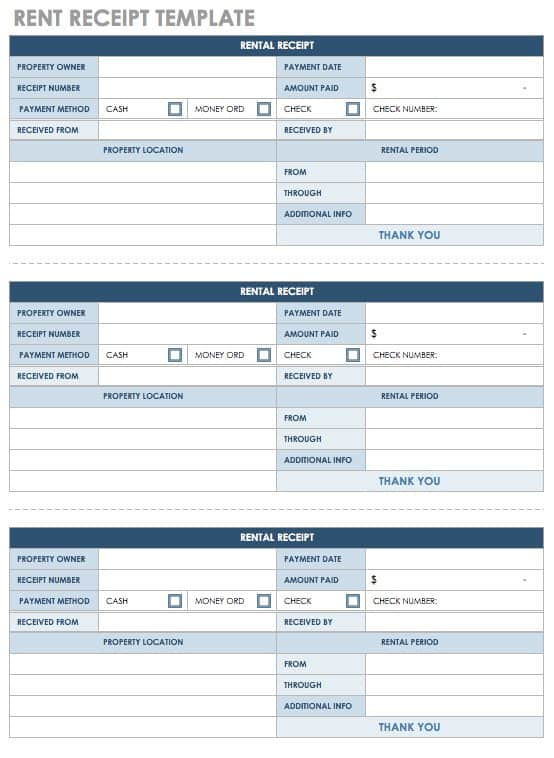 18 Free Property Management Templates | Smartsheet