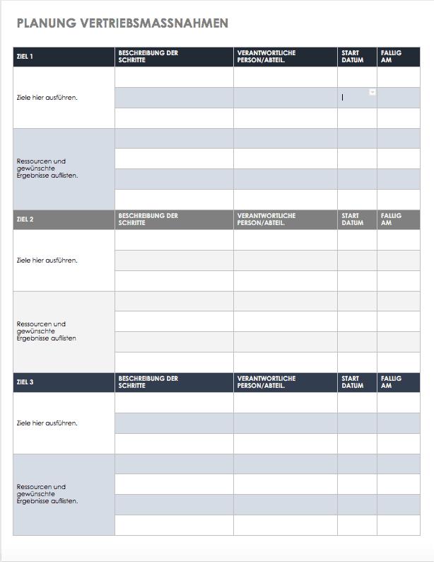 Kostenlose Vorlagen Vertriebspipeline | Smartsheet