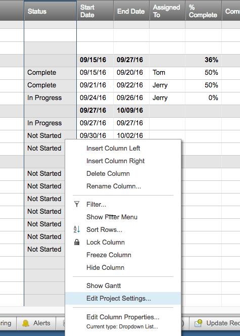 ic smartsheet edit project settings_0png