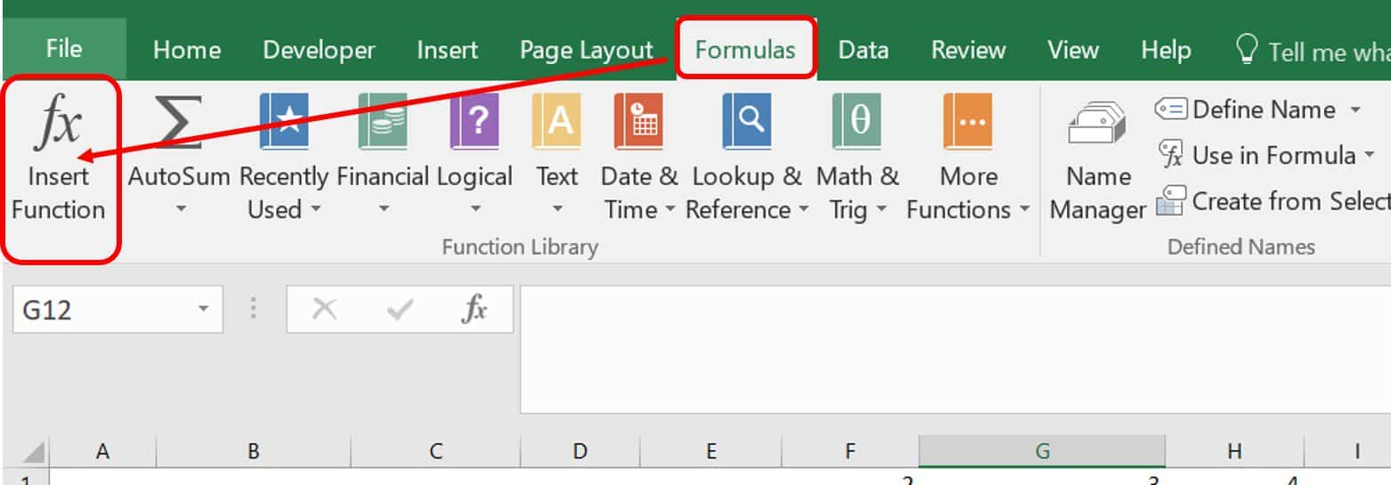 how to use vlookup formula