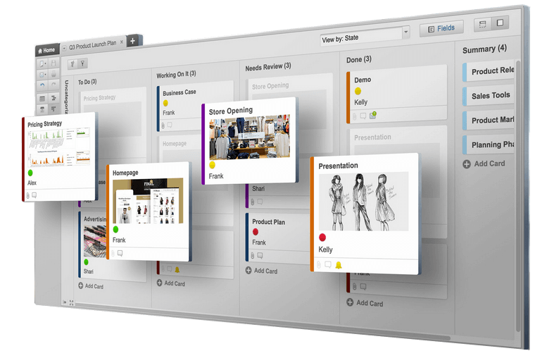 Visualize Success with Kanban Boards| Smartsheet
