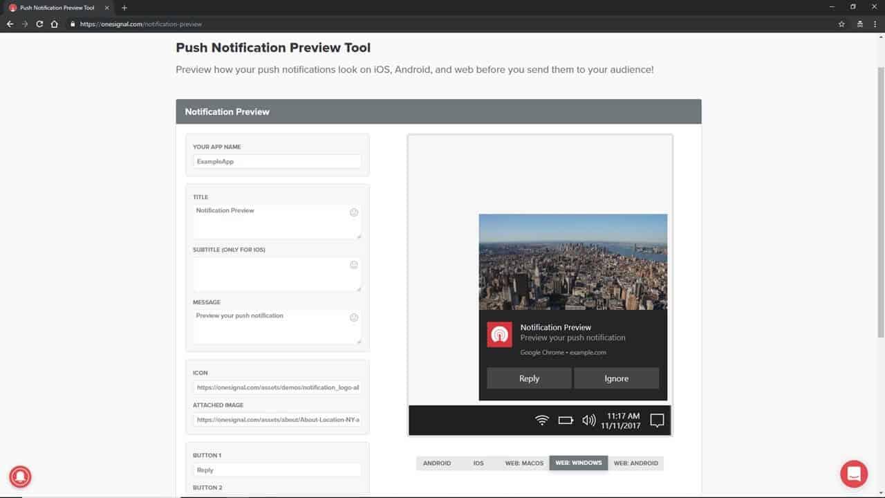 Effective Push Notification Strategy | Smartsheet