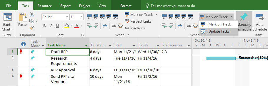 Microsoft project tutorial for beginners smartsheet