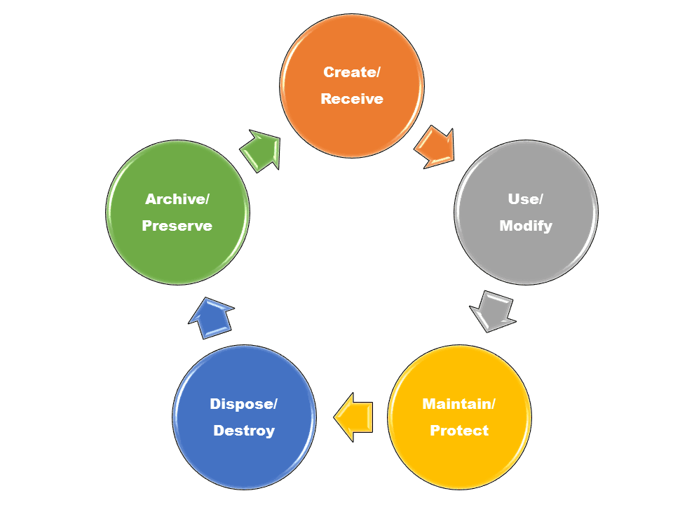 Records Management Life Cycle