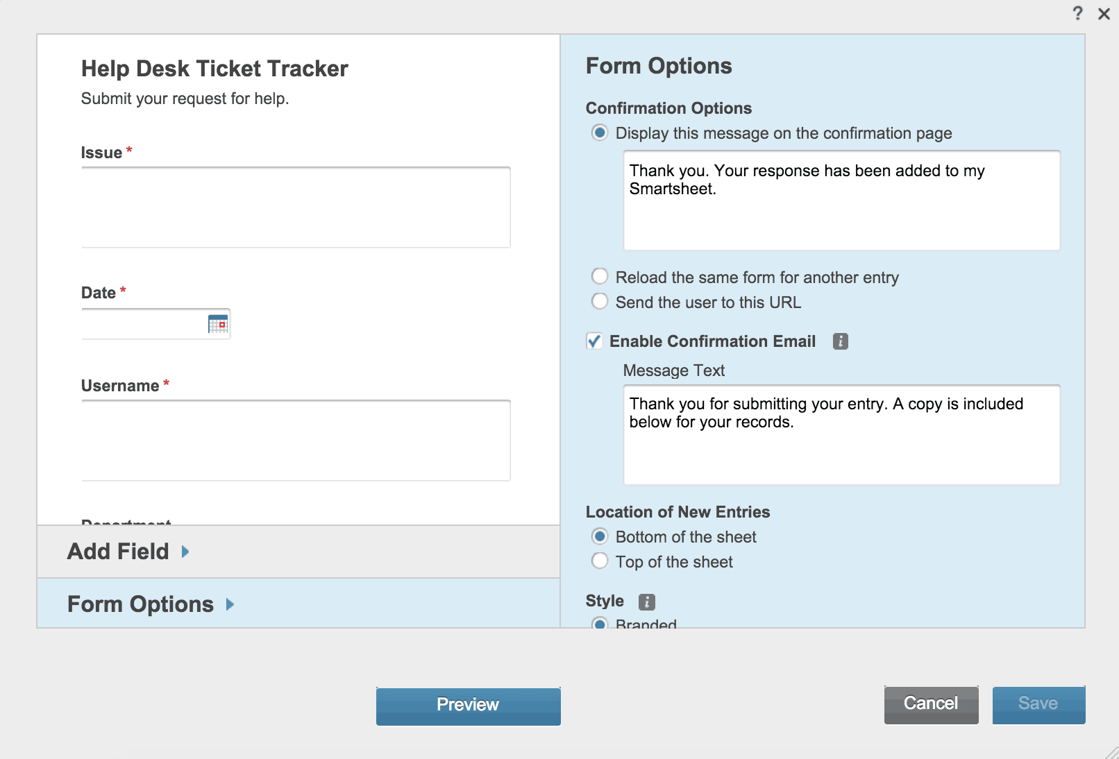 How to implement an effective IT Ticketing System - Smartsheet