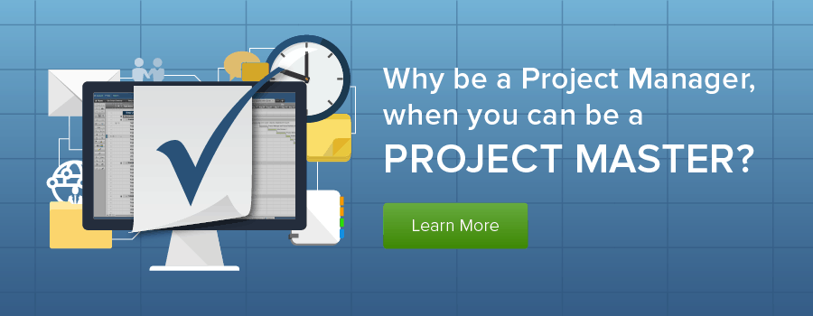 Becoming a project manager master