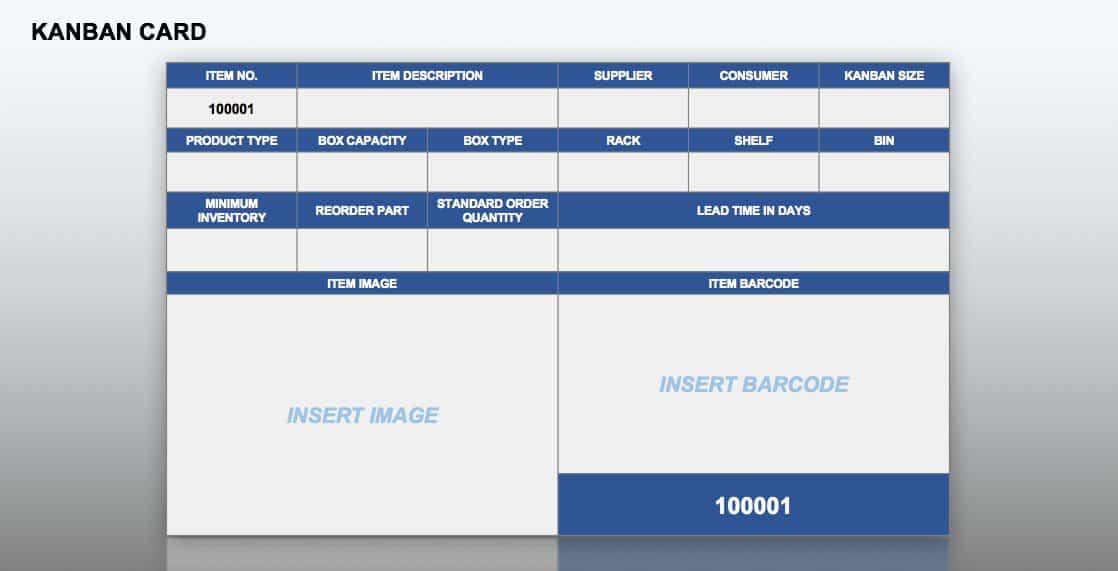 Free Kanban Card Templates Smartsheet - Kanban card template