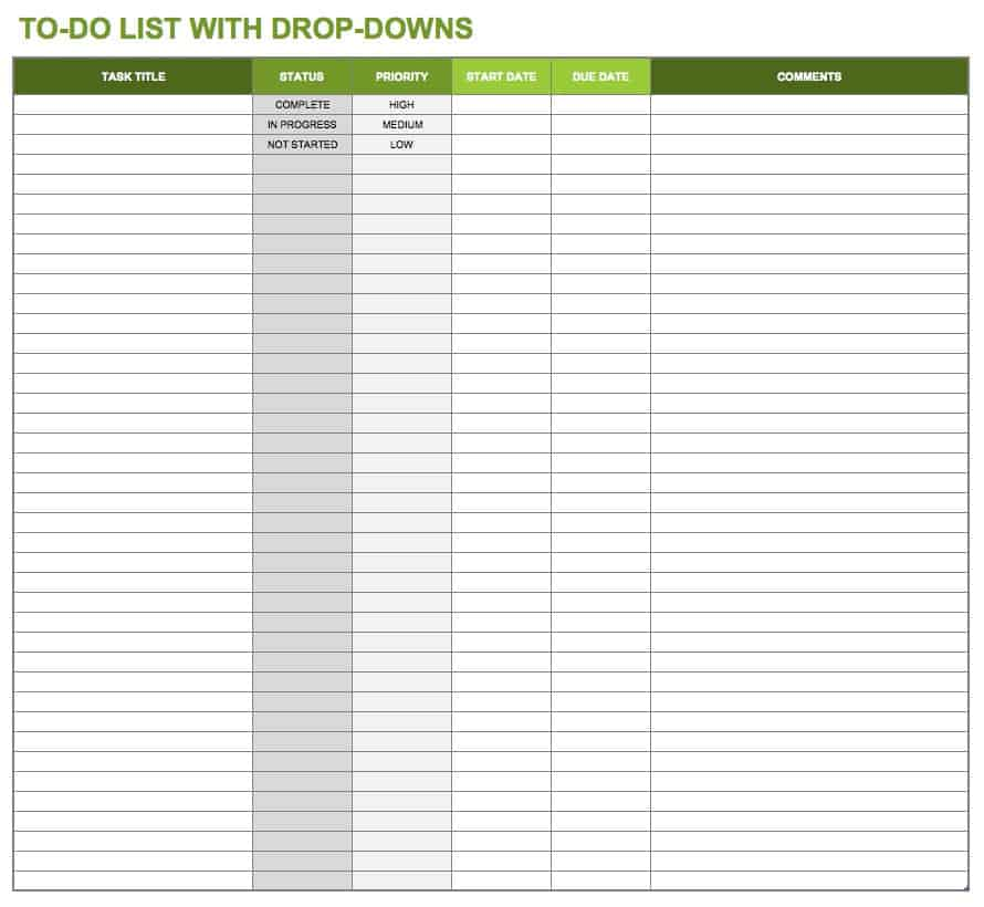 temp_todolistwithdropdownsjpg download excel template