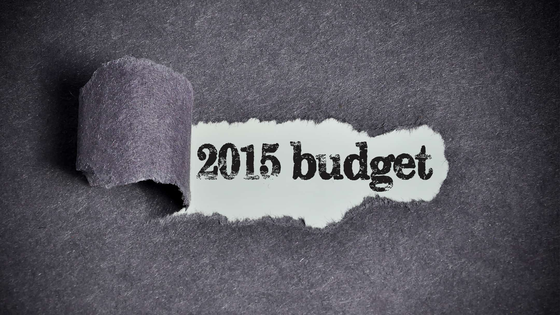 Budget Template Resources