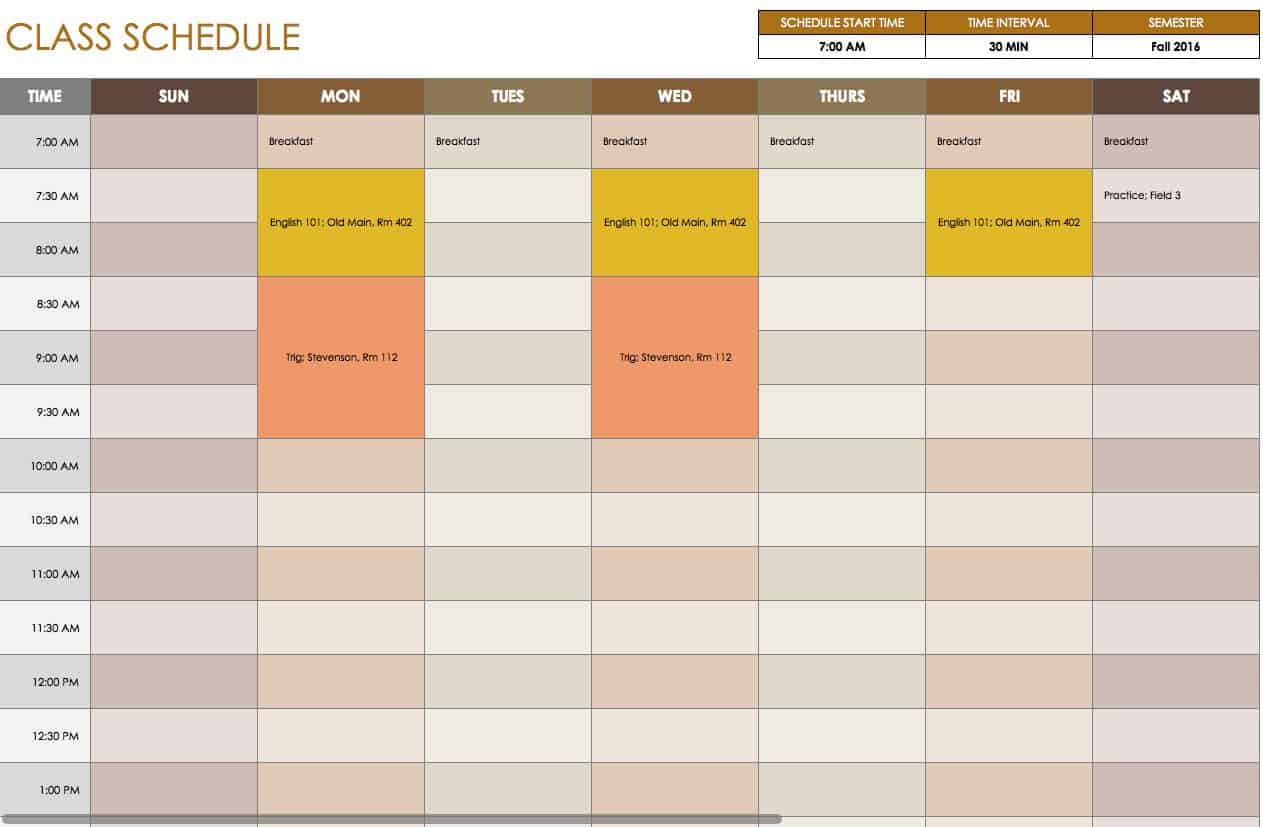 Work schedule templates – 9+ free word, excel, pdf format download.