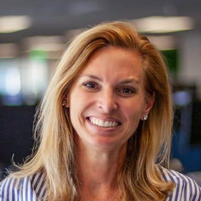 Anna Griffin, CMO, Smartsheet