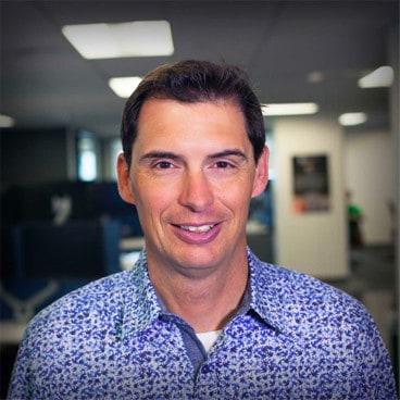 Gene Farrell, Senior VP of Product, Smartsheet