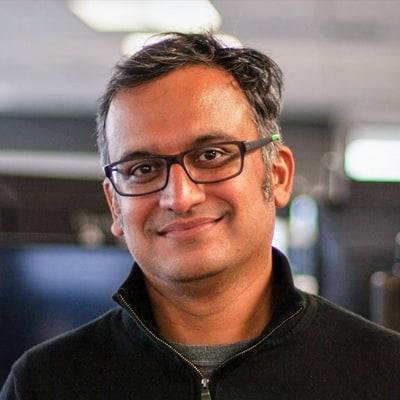 Praerit Garg, CTO, Smartsheet