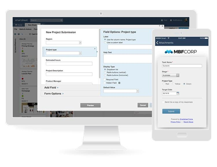 Easily Access Mobile Forms to Quickly Collect Data From