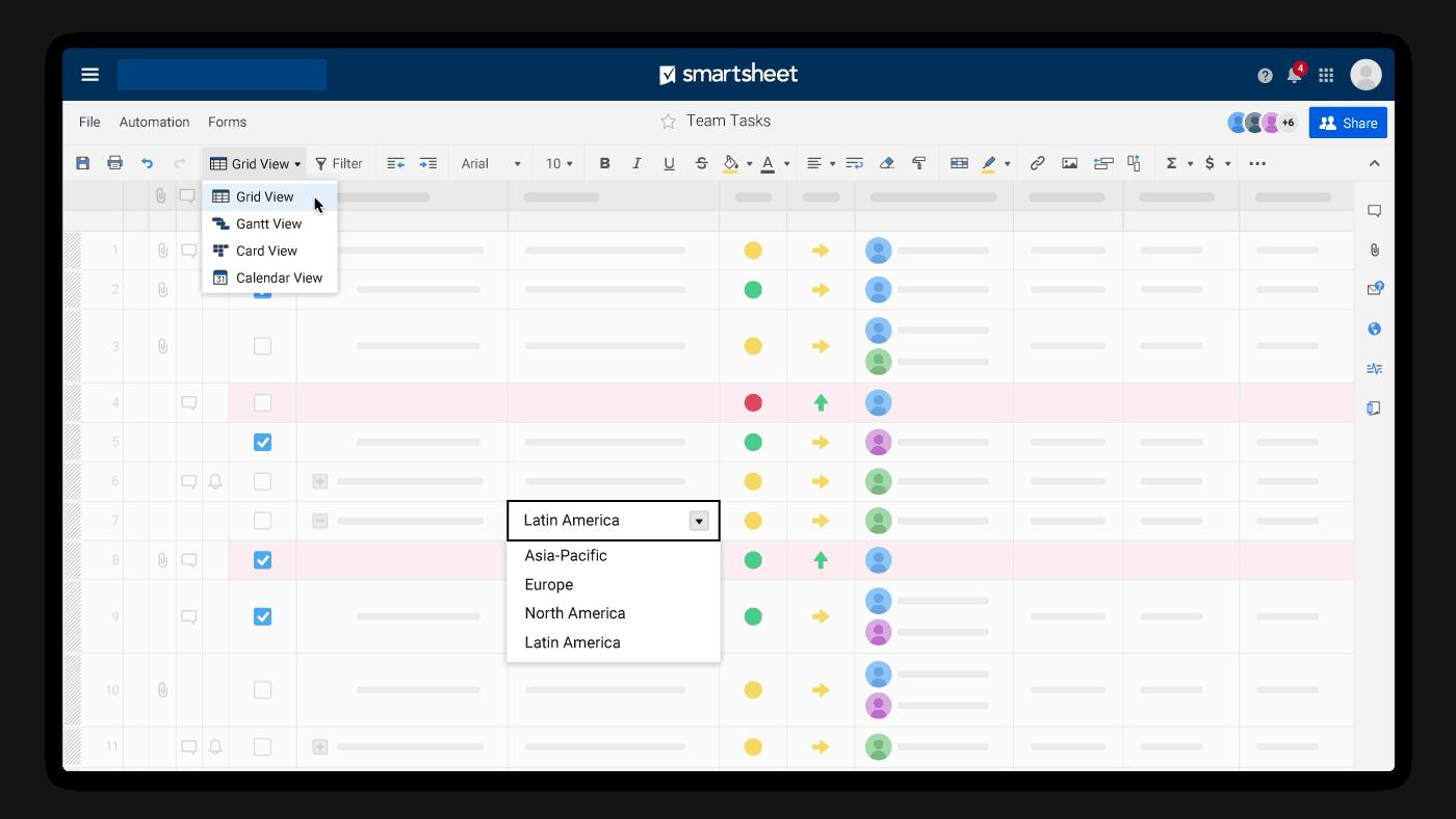 Smartsheet Work Execution Platform | Smartsheet