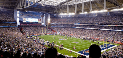 Populous manages events like the SuperBowl in Smartsheet