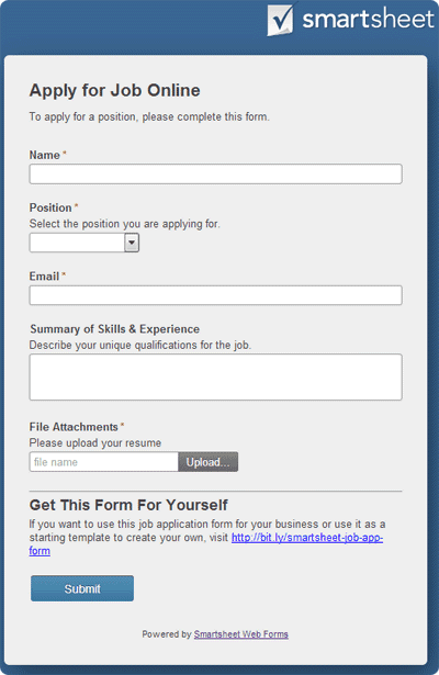 web form frenzy continues this week smartsheet