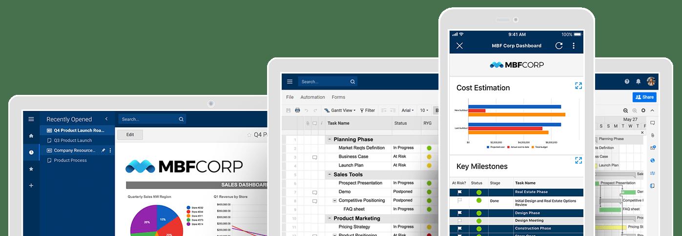 smartsheet  work different