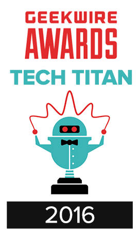 Geekwire Awards - Tech Titan