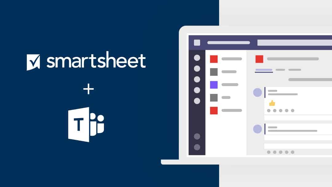 smartsheet for microsoft teams