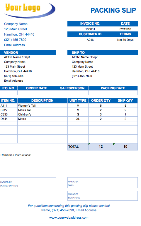 software invoice template  Free Excel Invoice Templates - Smartsheet