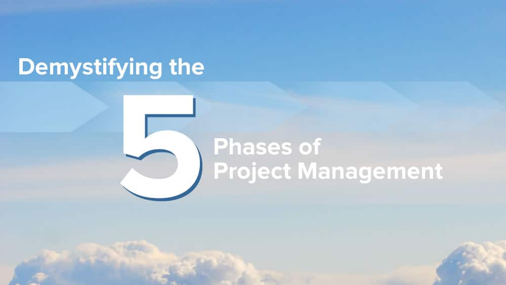 Phases of Project Management Resources